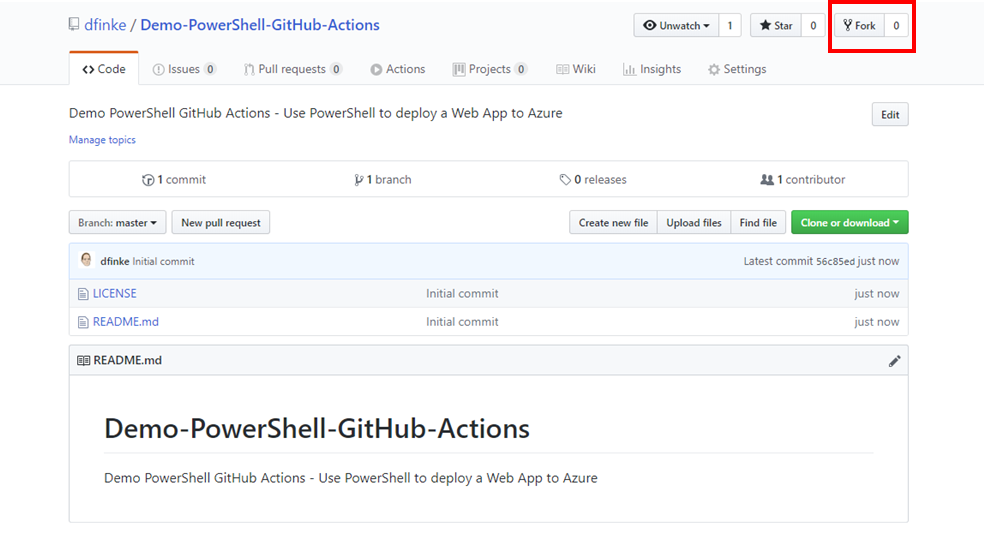 PowerShell and GitHub Actions   Researching the optimal