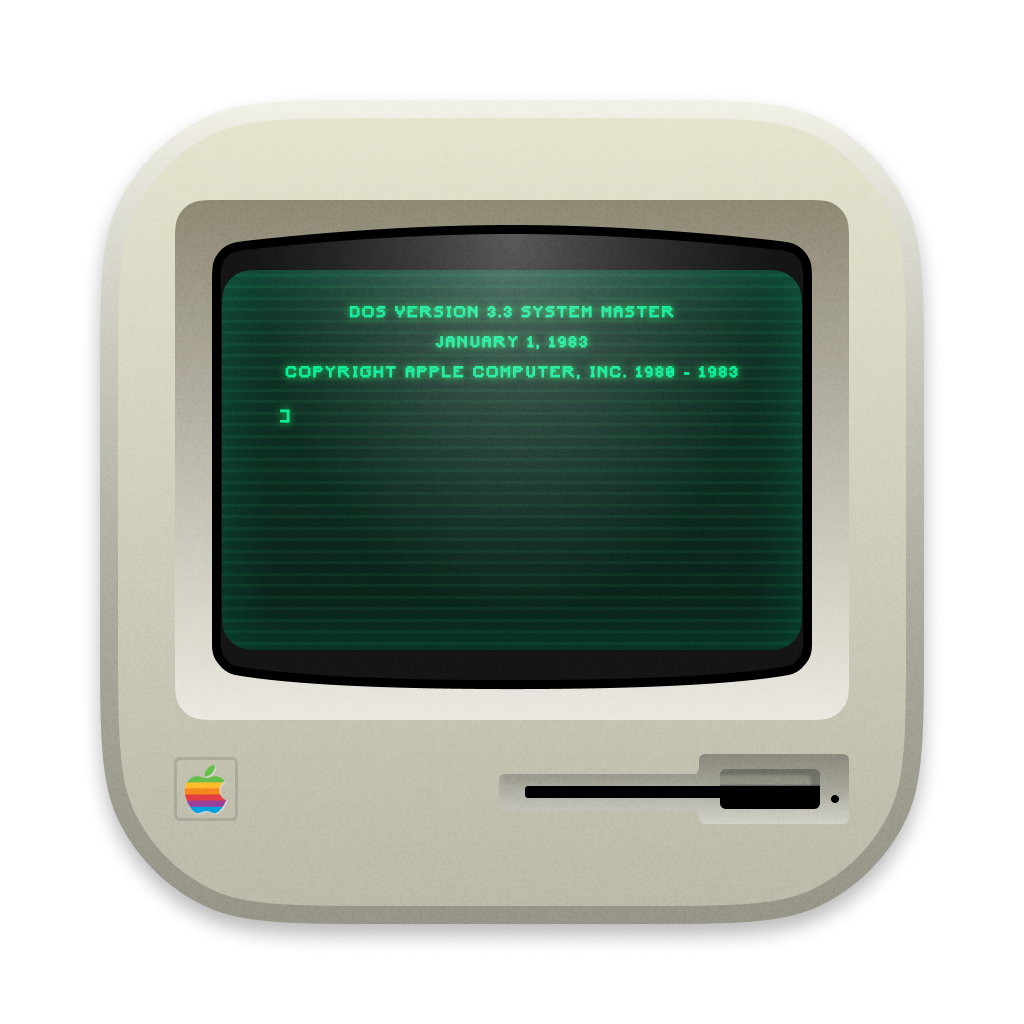 Classic 1984 Mac