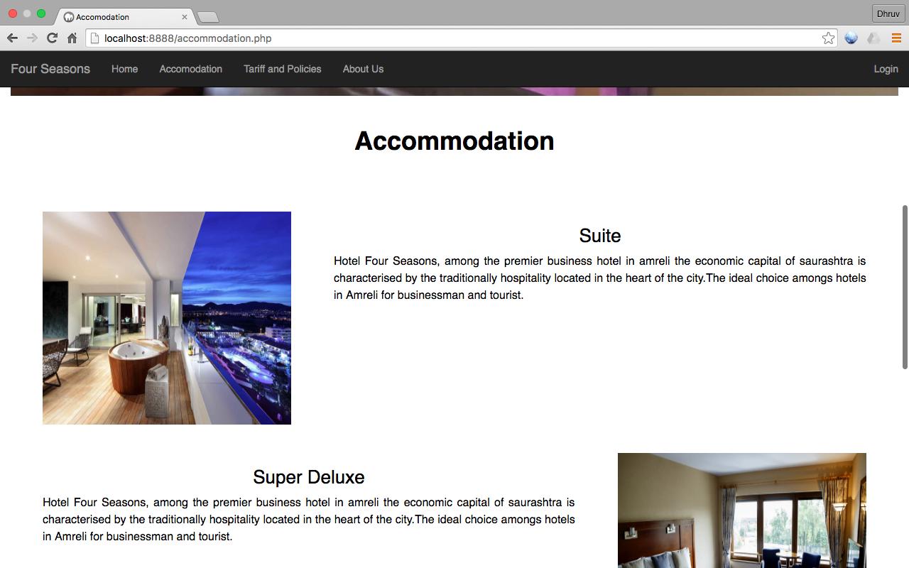 Laravel Hotel Management System Github