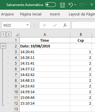Data Table Excel
