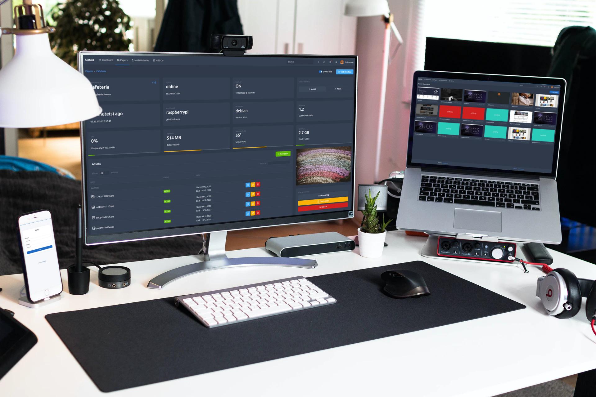 Manage Monitoring