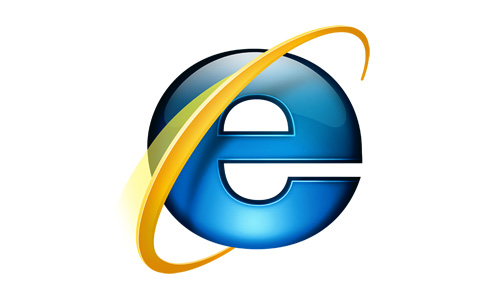 Logo do Internet Explorer
