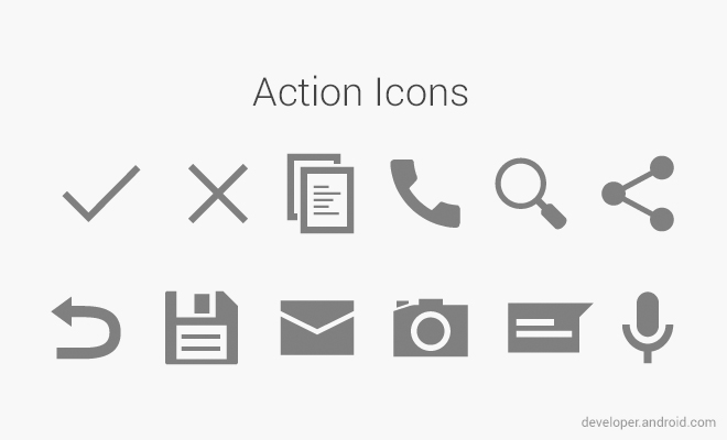 action-icons-android