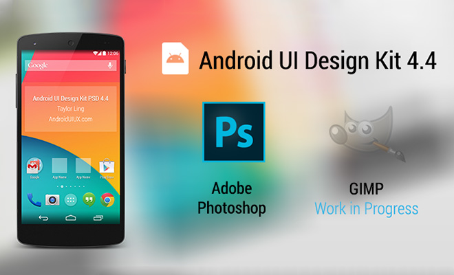 android-ui-design-kit