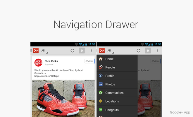 navigation-drawer