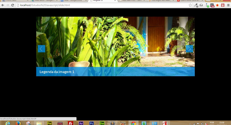 Criando slideshow do zero com javascript puro - Tableless - Website