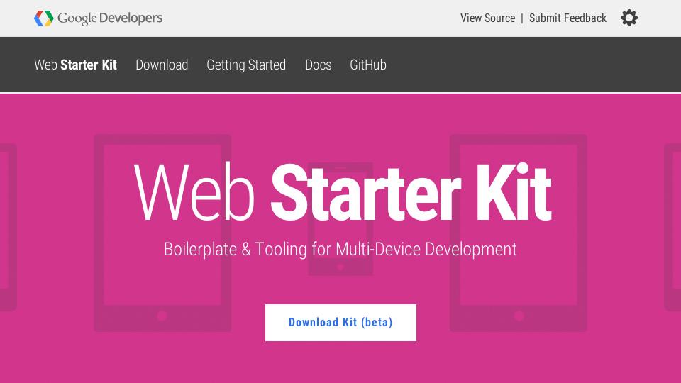 web-starter-kit
