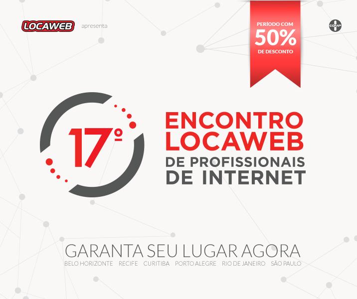 17 Encontro Locaweb