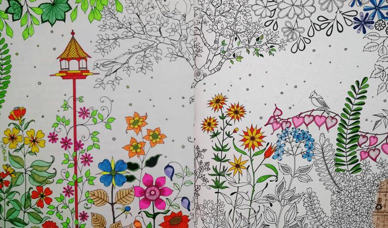 E aí, ficou com uma vontade incontrolável de sair colorindo tudo?