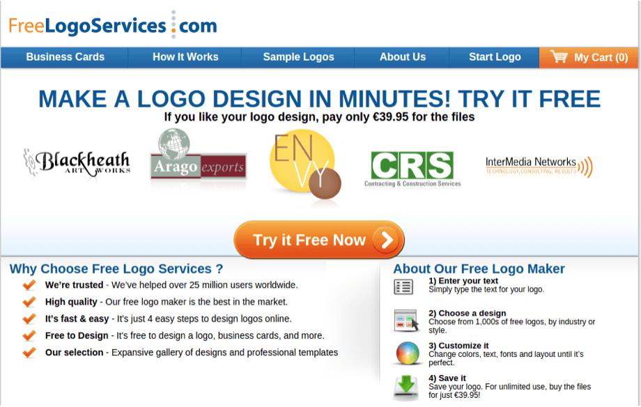 free-logo-service