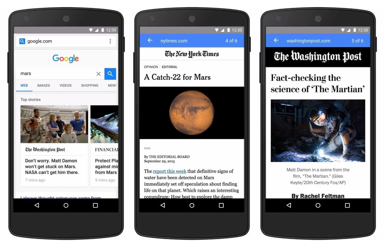 Google-AMP-news