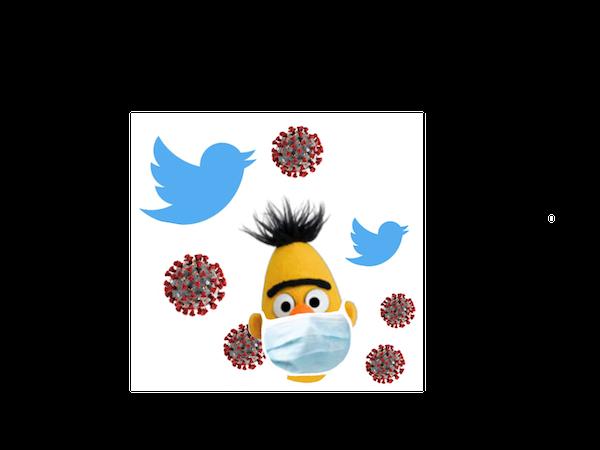 COVID-Twitter-BERT (CT-BERT)