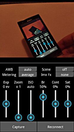 piKam - remote Kivy/Android access to Camera - Raspberry Pi