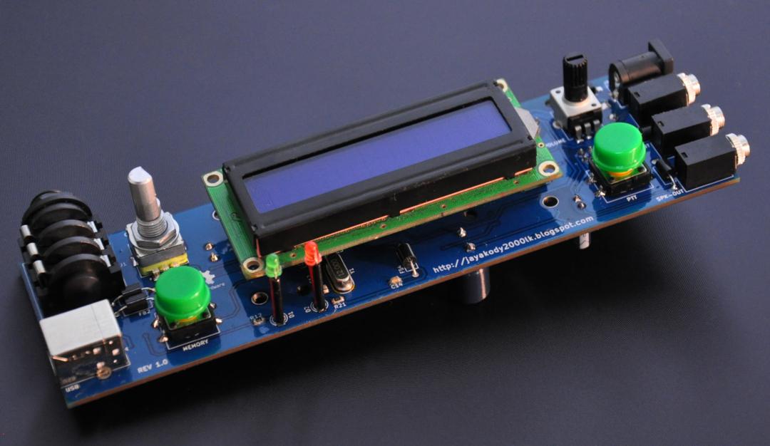 Morse Keyer Final Prototype