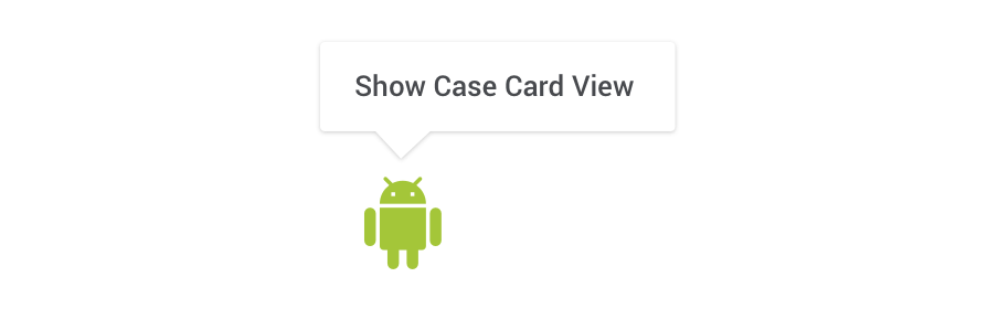 Karamunting.Android.ShowCaseCardView icon