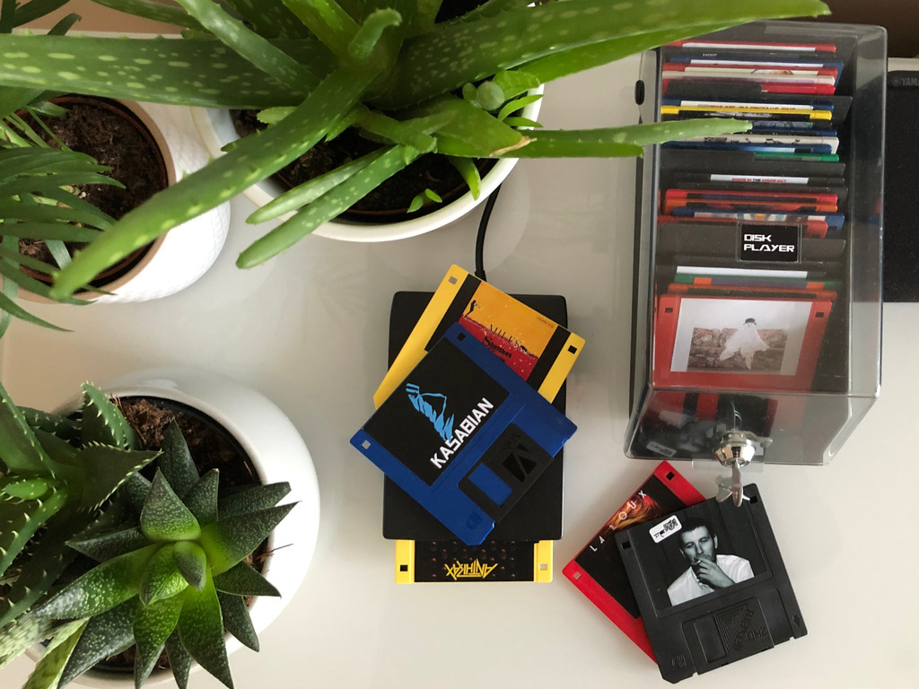 Diskplayer