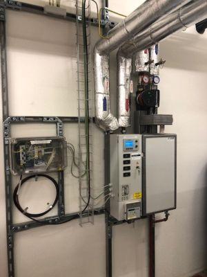 Wärmeübergabestation (klein)