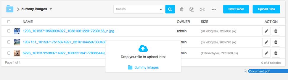 GitHub - divio/django-filer: File and Image Management