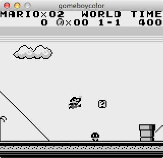 Super Mario Land game
