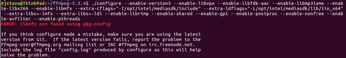 ubuntu下集成intel qsv加速ffmpeg转码-ubuntu中文乱码-IT博客网