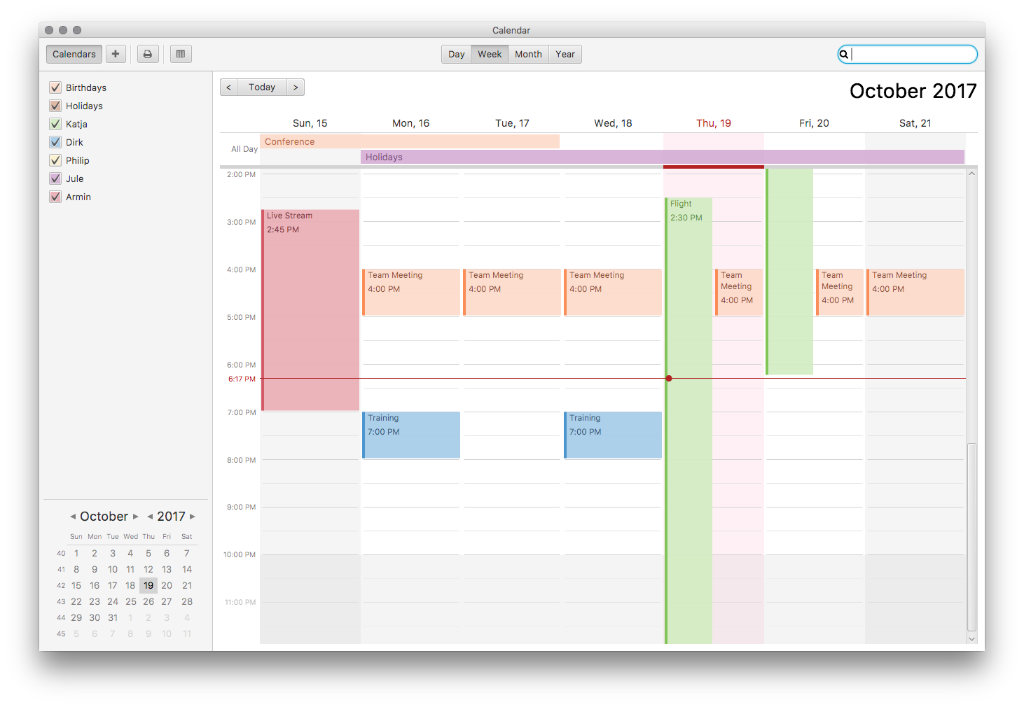 A Java framework for creating sophisticated calendar views (JavaFX 8, 9, 10, and 11)