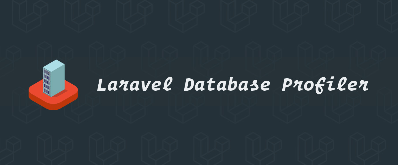 Database Profiler for Laravel Web and Console Applications
