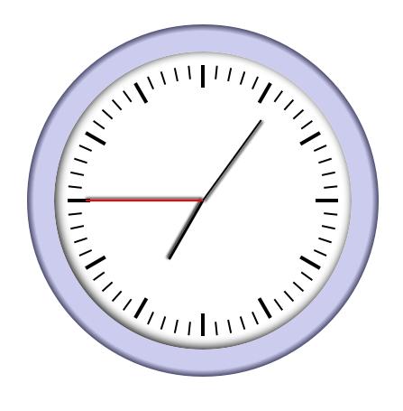 Clock image