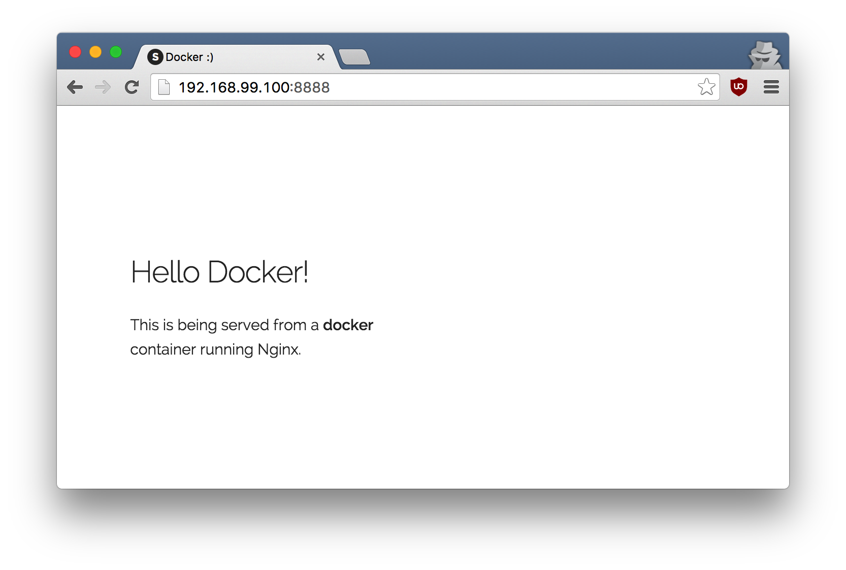 how to open docker recordviewer on mac