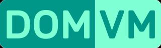 domvm logo