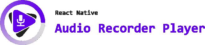 react-native-audio-recorder-player - npm
