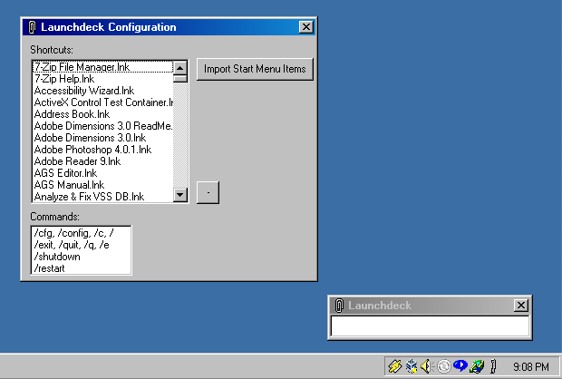 Windows 2000 screenshot