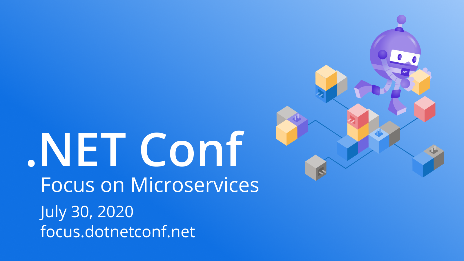 Focus on Microservices Banner