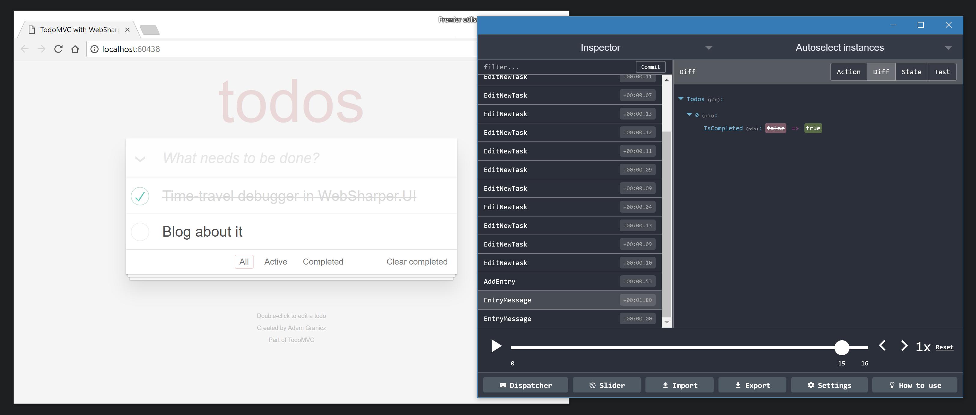 WebSharper Documentation