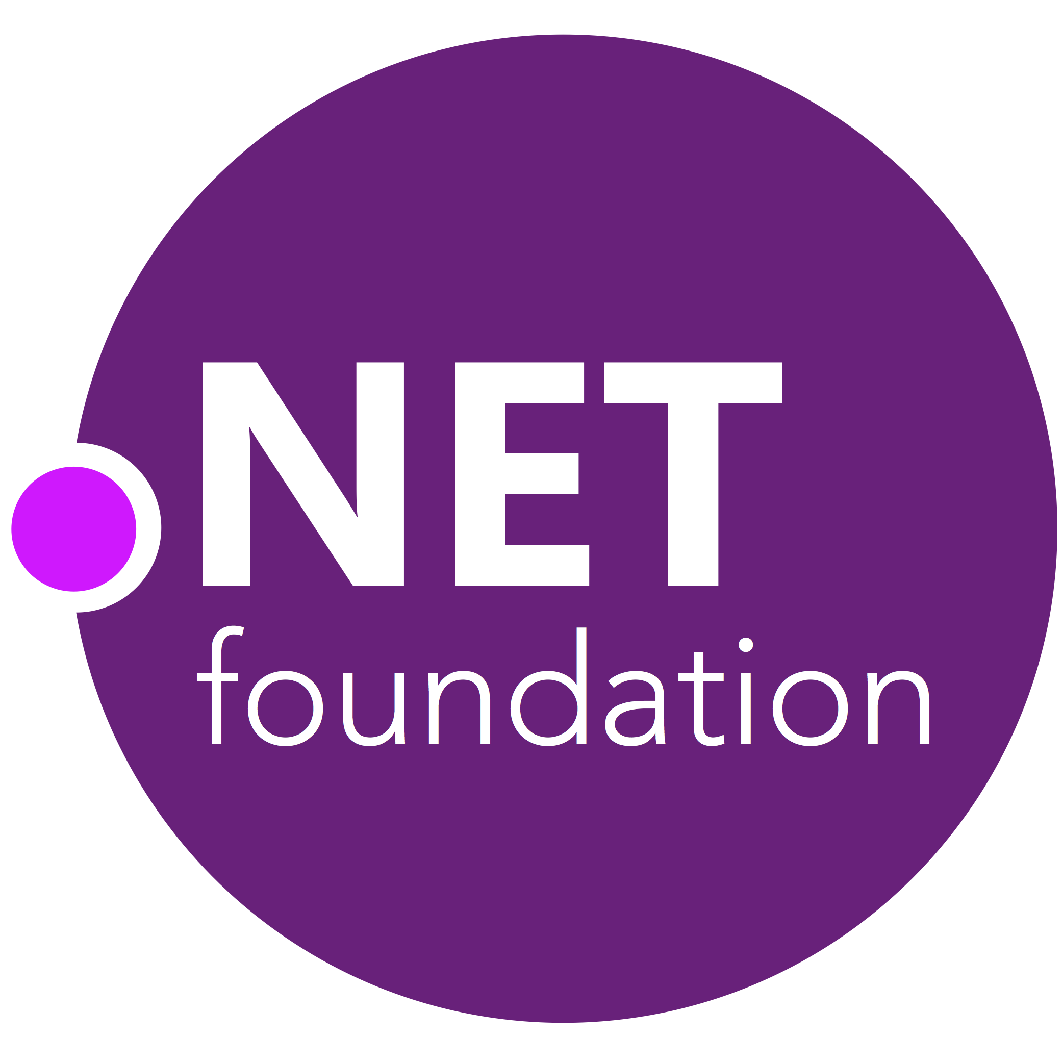 Supported by the .NET Foundation