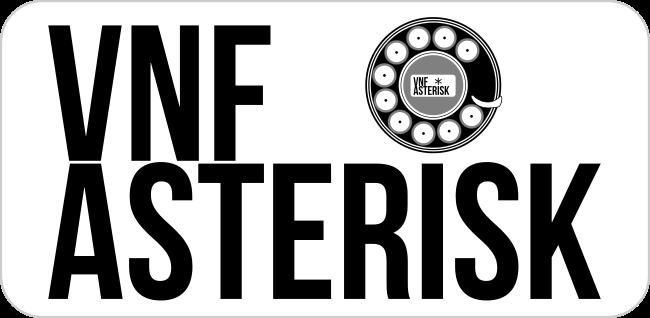 vnf asterisk logo