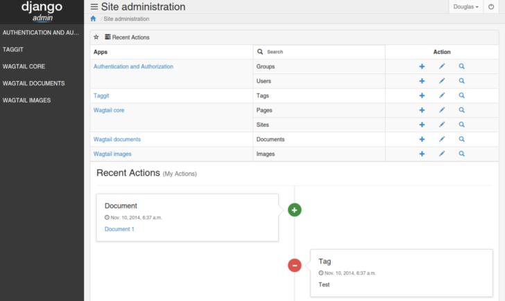 Github douglasmiranda django admin bootstrap responsive for Django site templates