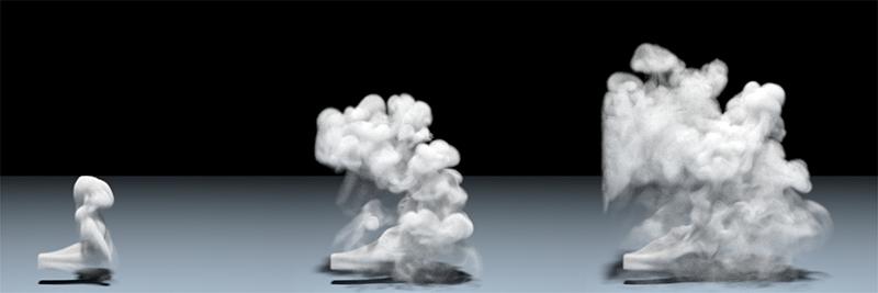 Cubic-smoke Example