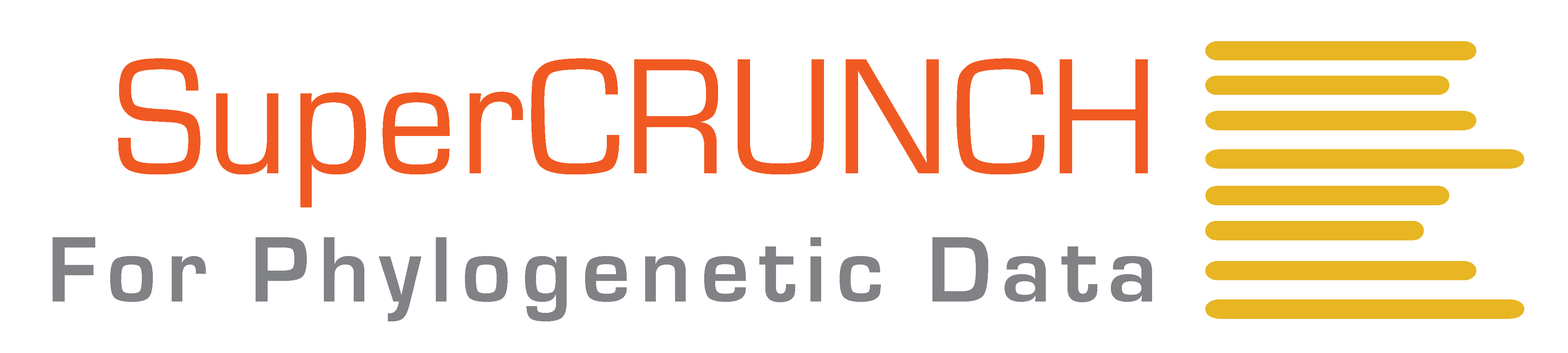 SuperCrunch Logo