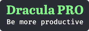 Dracula Pro