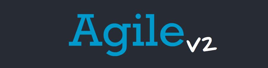 Agile banner