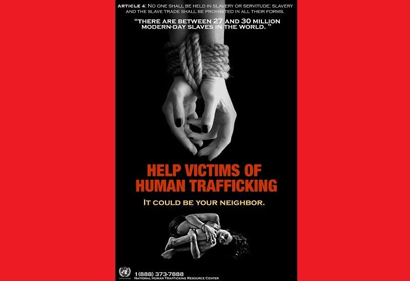 Human Traffick poster
