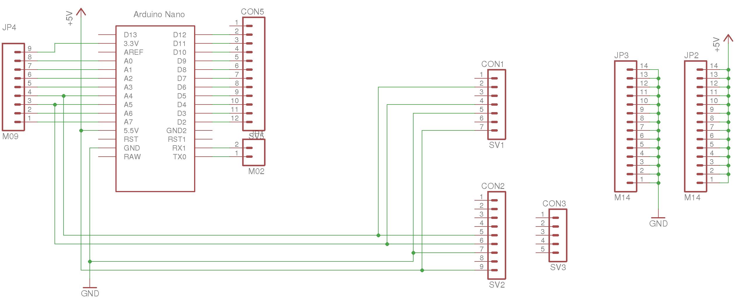 Github Drtrigon Sketchbook Kk2 1hc Wiring Diagram Pcb