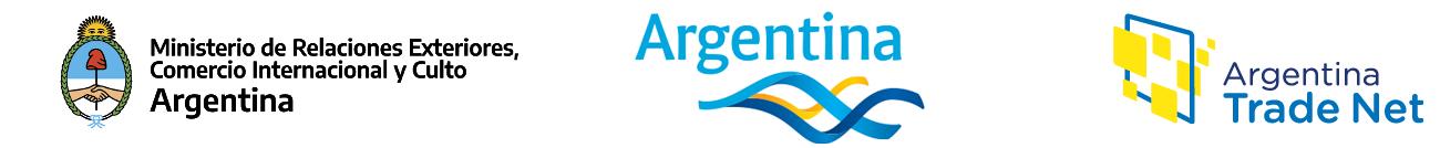Ministerio de Relaciones Exteriores y Culto. República Argentina.