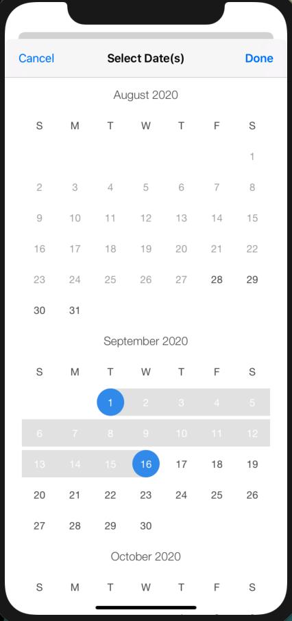 nativesceipt date range