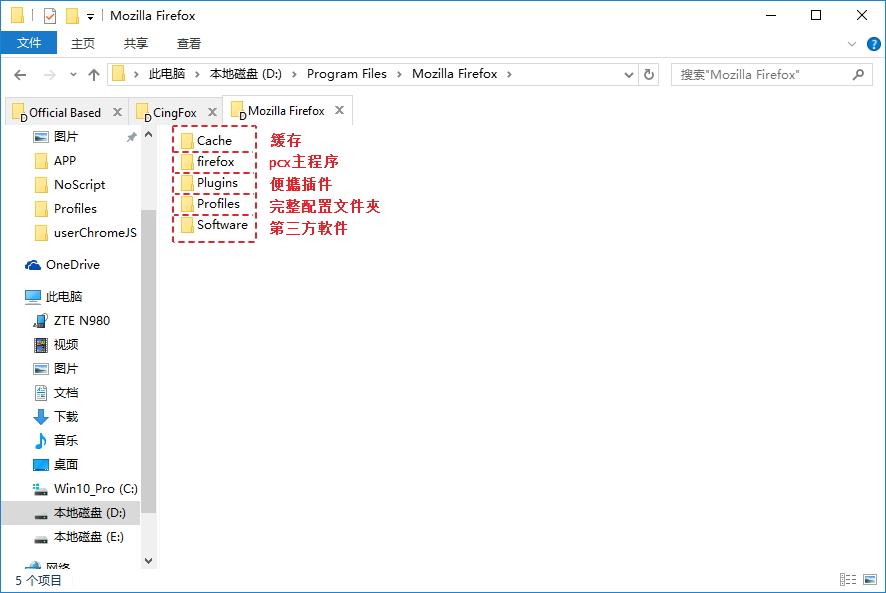#Firefox#大神深度定制版CingFox 20151230 (based on 41.0.1)-萌草酱