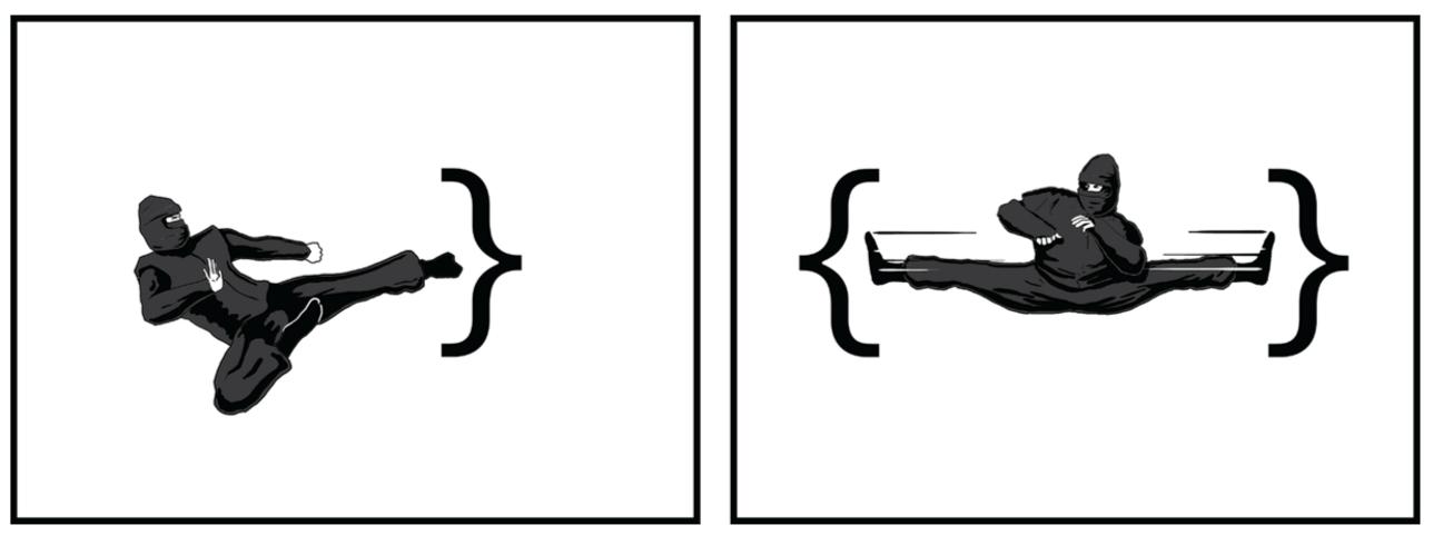 Vim ninja image