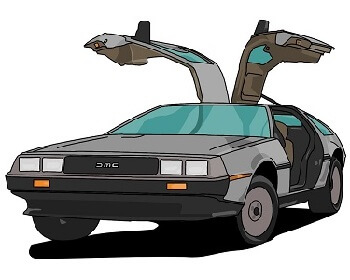 Delorean compressed