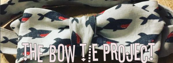 Shark Bow Tie