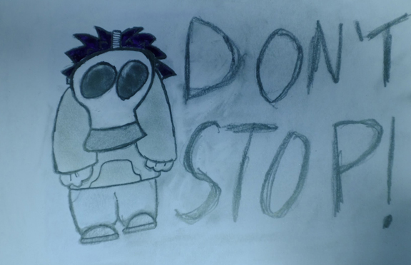 Don't Stop Sketch