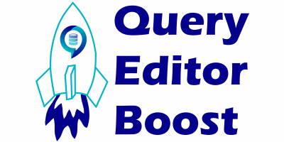 Query Editor Boost